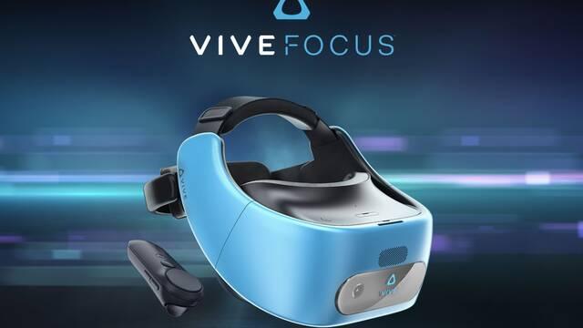 HTC presenta VIVE Focus, sus gafas de realidad virtual sin cables