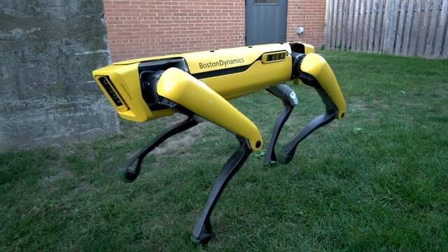 Así es la última versión de SpotMini, el robot perruno de Boston Dynamics