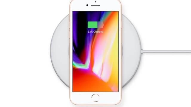La beta de iOS 11.2 añade soporte para una carga inalámbrica aún más rápida en iPhone X y 8