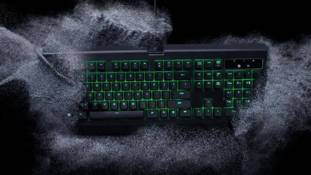 Razer presenta su nuevo teclado Blackwidow resistente al agua