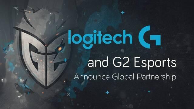Logitech G y G2 Esports unen sus fuerzas