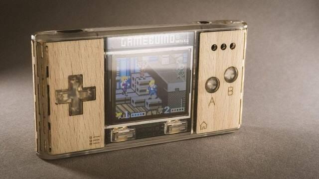 Gamebuino META, la portátil retro que nos permite crear nuestros propios juegos