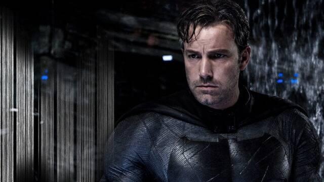 Ben Affleck se llevó algunos Batarangs del rodaje de 'La Liga de la Justicia' para sus hijos
