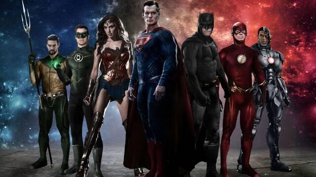 'La Liga de la Justicia' por debajo de las expectativas de taquilla en EE.UU