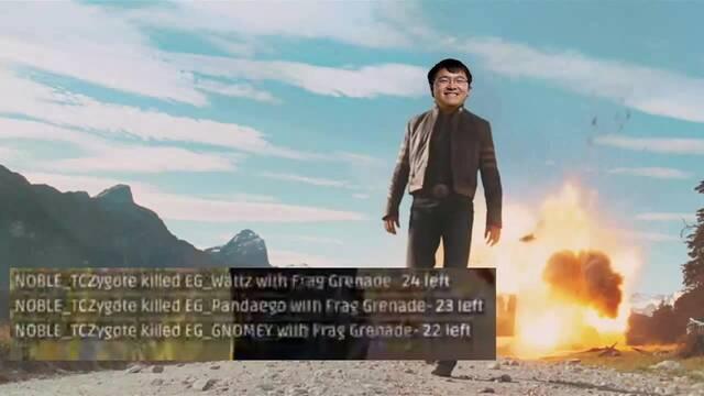 Así fue la granada más letal del IEM Oakland de PUBG