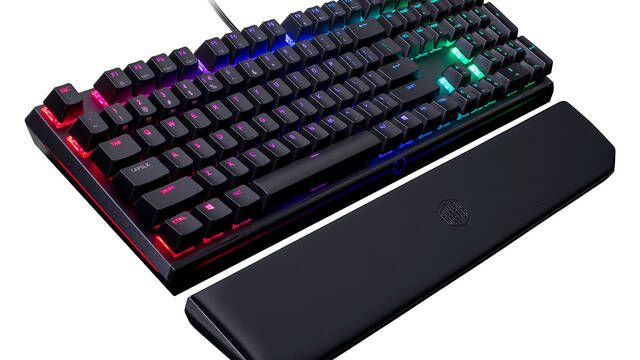 Cooler Master anuncia su nuevo teclado gamer MasterKeys MK750