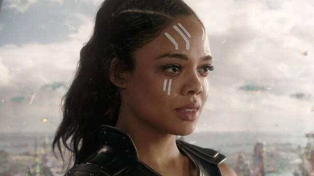 Thor: Ragnarok eliminó una escena sobre la sexualidad de Valkiria