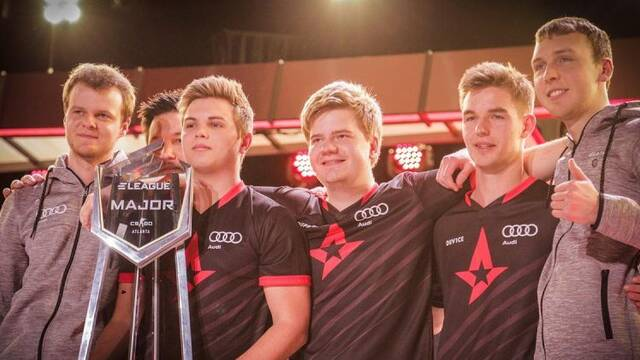 Audi Dinamarca patrocinará de forma permanente a Astralis