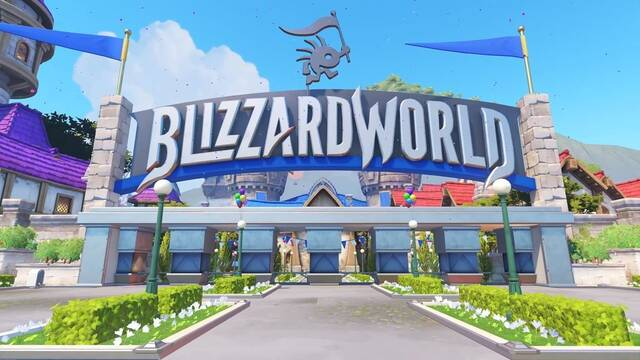 Blizzard World, el nuevo mapa de Overwatch, se estrena en los PTR