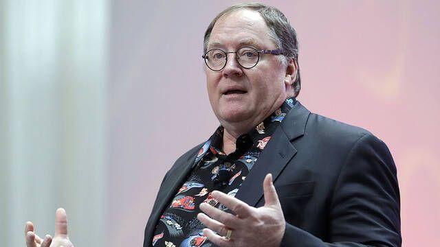 John Lasseter, de Pixar, abandona por su 'conducta inapropiada'
