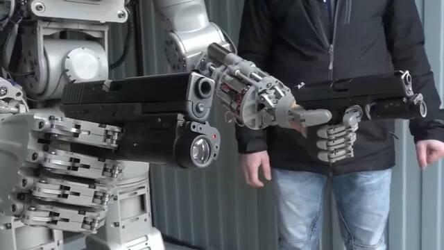 Rusia quiere que su robot Terminator pilote los aviones
