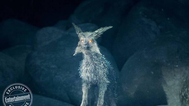 Vulptex, el zorro de cristal que estará presente en 'Los Últimos Jedi'