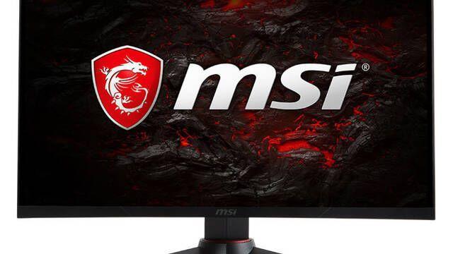 MSI presenta el Optix MAG24, su nuevo monitor curvo para gamers
