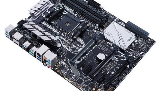 Asus filtra la llegada de nuevos procesadores Ryzen