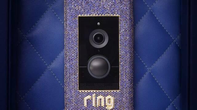 El nuevo gadget de lujo es un vídeo timbre de 100 000 dólares