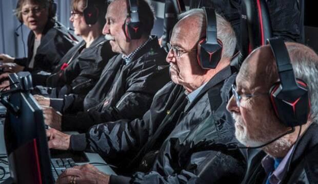 Silver Snipers, el equipo de CS:GO con una media de edad de 71 años que participará en DreamHack Winter