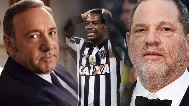 Estrellas estrelladas: Estos son los acusados de acoso sexual en Hollywood