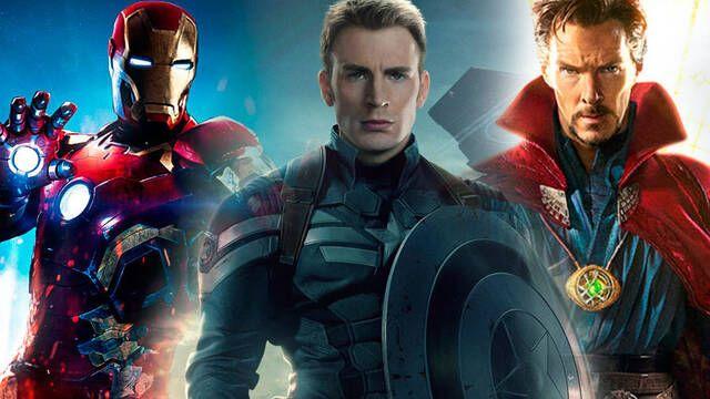 Las mejores películas del Universo Marvel - Actualizado Vengadores Infinity War