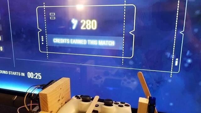 Construyen un robot para minar créditos en Star Wars Battlefront 2