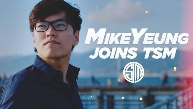 TSM hace oficial la llegada de MikeYeung