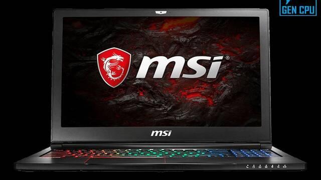 GS63 7RD, el portátil gaming y fino mejor refrigerado de MSI