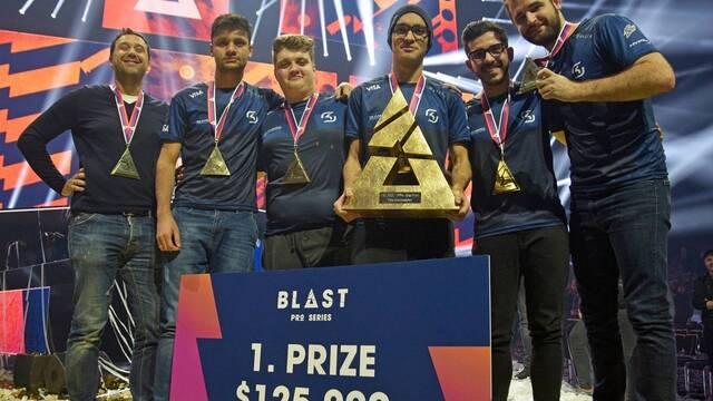 SK Gaming derrota a Astralis para alzarse con el primer BLAST Pro Series