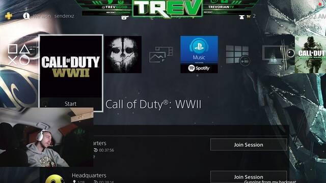 Un jugador profesional de Call of Duty se ve obligado a competir y hacer stream desde su coche