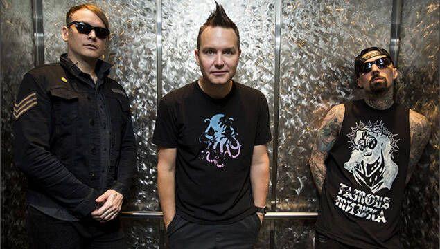 Blink-182 toca un concierto privado por el 40 cumpleaños de Steve Aoki