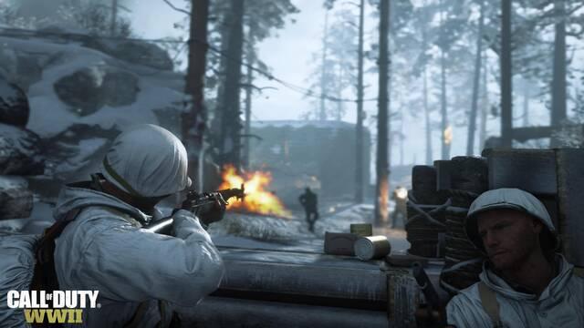 La primera temporada del modo competitivo de Call of Duty: WWII empezará el 1 de diciembre