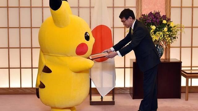 Nombran a Pikachu y a Hello Kitty embajadores de Japón