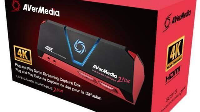 AVerMedia Live Gamer Protable 2 Plus llega por fin a España