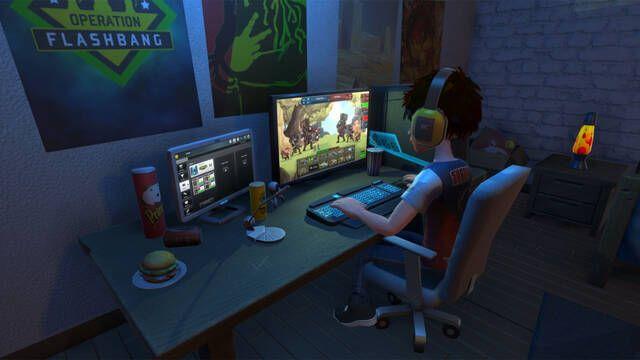 Esports Life, un simulador que nos permite convertirnos en un auténtico deportista electrónico