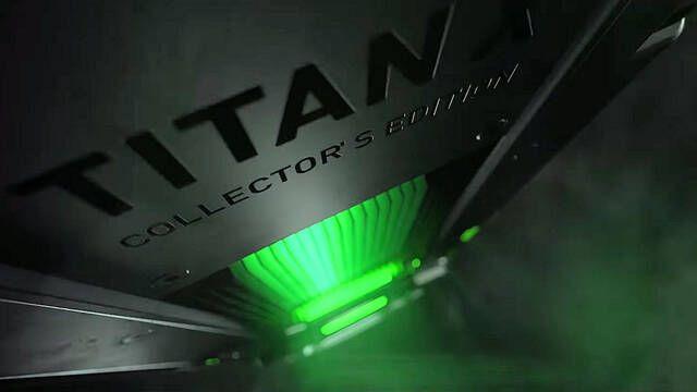NVIDIA deja caer el lanzamiento de una nueva Collectors Edition de su Titan X