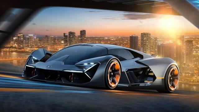 Terzo Millenio, el superdeportivo eléctrico creado por Lamborghini y el MIT