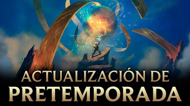 League of Legends da los detalles de uno de los parches de pretemporada más grandes de su historia