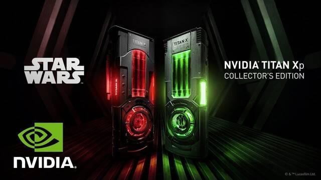 NVIDIA presenta sus gráficas TITAN Xp edición Star Wars