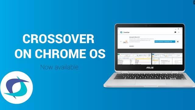 CrossOver llega a ChromeOS para que puedas utilizar programas de Windows