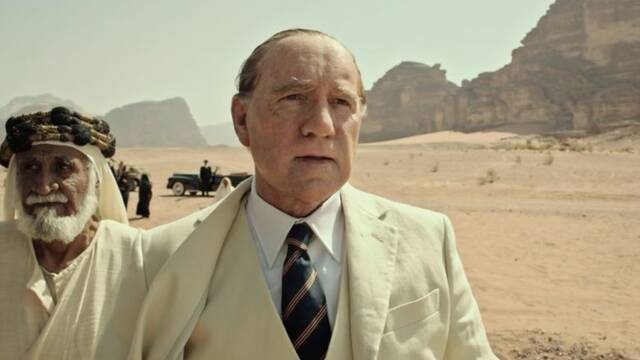 Christopher Plummer sustituirá escena a escena a Kevin Spacey en la película 'All The Money In The World'