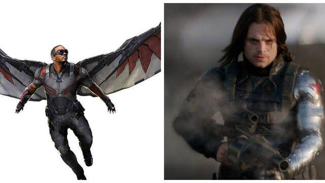 Falcon y el Soldado del Invierno tendrán una serie propia conjunta