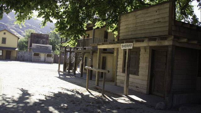 Parte del set de 'Westworld' arde a causa del incendio de California