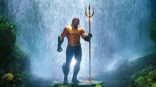 Revelan que 'Aquaman' tendrá una duración de más de 2 horas