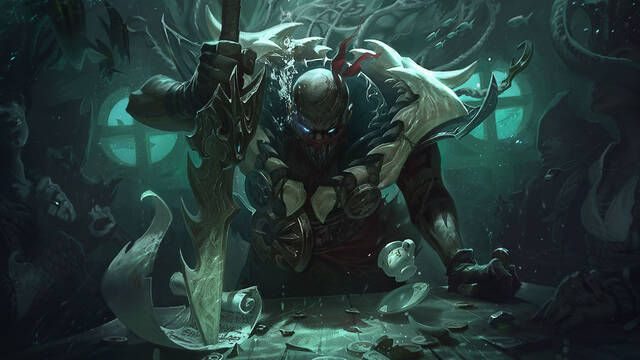 Riot registra Legends of Runeterra, ¿el sucesor de League of Legends?