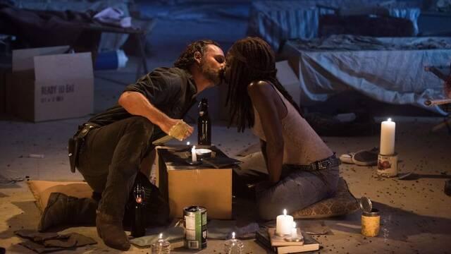 The Walking Dead: Revelado el nombre del bebé de Michonne y Rick
