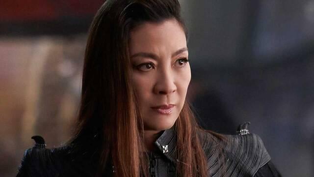 Michelle Yeoh en conversaciones para tener su propia serie de 'Star Trek'