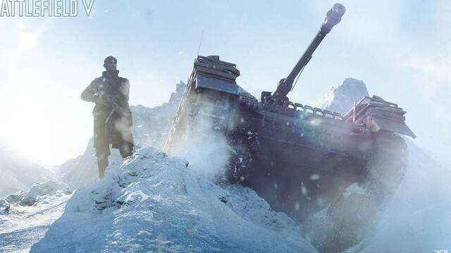 Comparativa gráfica: Battlefield V en bajo, medio y ultra a 4K en PC