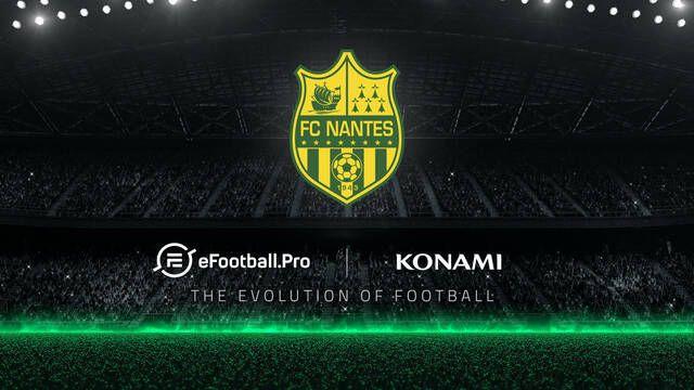 El Nantes es el último participante de la eFootball.Pro League