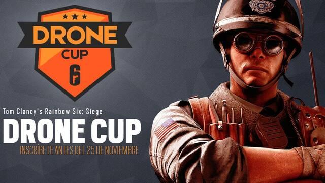 Rainbow Six Drone Cup, la nueva competición de Rainbow Six en España