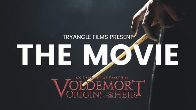 La película fan sobre los orígenes de Voldemort recibe luz verde de Warner