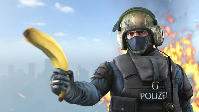 El Battle Royale de CS:GO sigue en camino según los mineros de datos