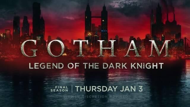 La temporada final de Gotham se titulará 'La leyenda del Caballero Oscuro'